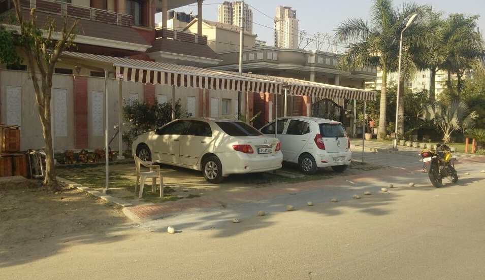 Manufacturers Exporters and Wholesale Suppliers of Car Parking Awnings Noida Uttar Pradesh