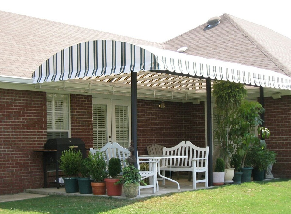 Manufacturers Exporters and Wholesale Suppliers of Fixed Awnings Noida Uttar Pradesh