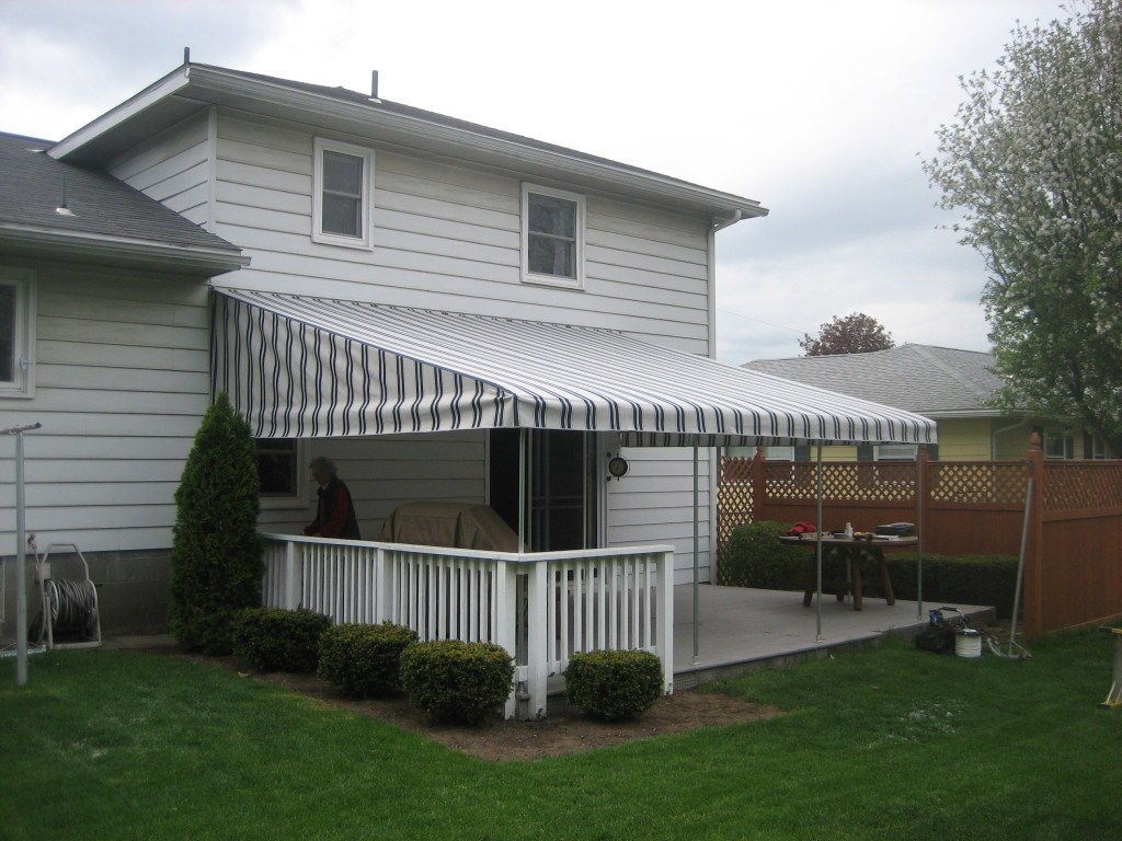 Manufacturers Exporters and Wholesale Suppliers of Fixed Structure Awnings Noida Uttar Pradesh