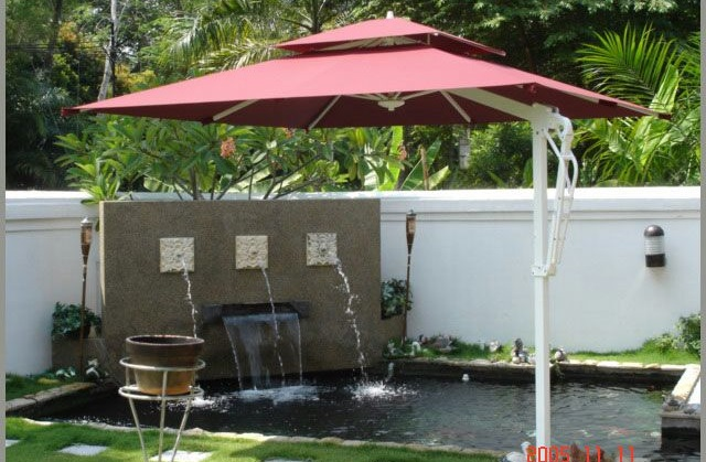 Manufacturers Exporters and Wholesale Suppliers of Garden Umbrella Awnings Noida Uttar Pradesh