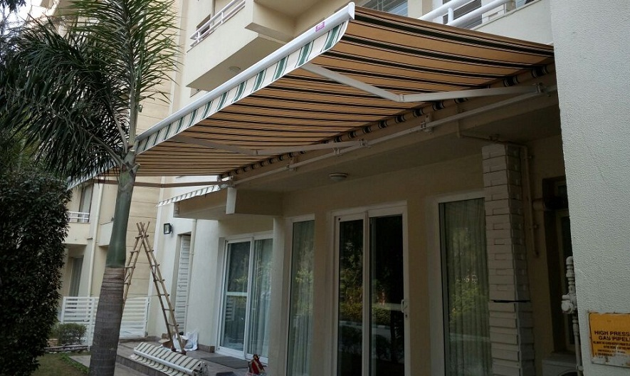 Manufacturers Exporters and Wholesale Suppliers of Residential Awnings Noida Uttar Pradesh